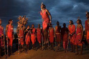 Masai-Dancing